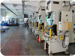 Stamping production line