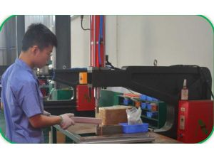 Sheet metal production workshop
